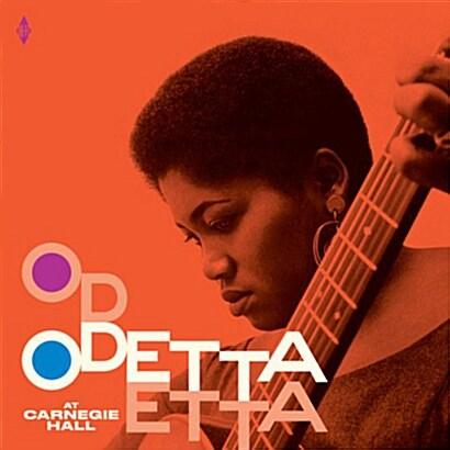 [수입] Odetta - At Carnegie Hall [180g LP][한정반]