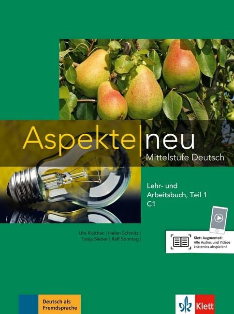 ASPEKTE NEU C1, LIBRO DEL ALUMNO YLIBRO DE EJERCICIOS, PARTE 1 + CD (Paperback)