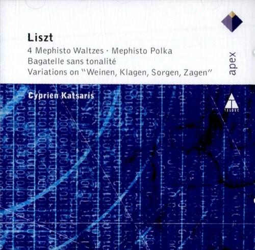[수입] 리스트 : 4개의 메피스토 왈츠