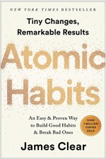 Atomic Habits: An Easy & Proven Way to Build Good Habits & Break Bad Ones (Hardcover)