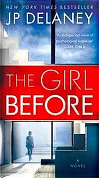 The Girl Before (Mass Market Paperback)
