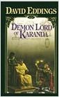 [중고] Demon Lord of Karanda (Mass Market Paperback)
