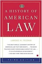 A History of American Law (Paperback, 3, Revised)