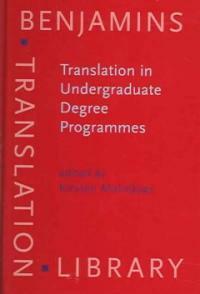 Translation in undergraduate degree programmes