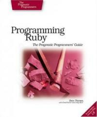 Programming Ruby : the pragmatic programmers' guide 2nd ed