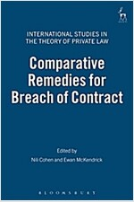Comparative Remedies for Breach of Contract (Hardcover)
