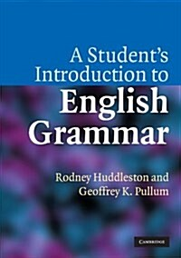 A Students Introduction to English Grammar (Paperback)