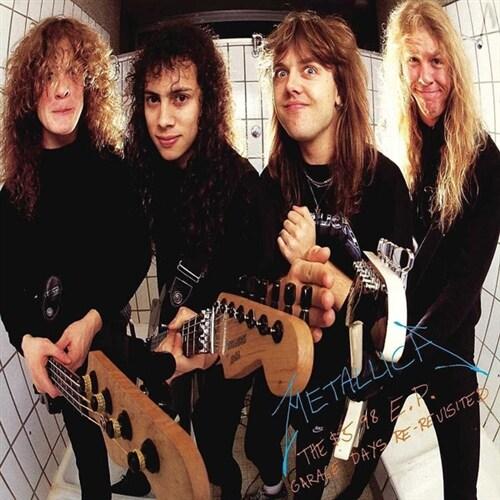 [수입] Metallica - The $5.98 E.P. : Garage Days Re-Revisited [디지팩]