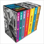 Harry Potter Boxed Set: The Complete Collection (Adult Paperback) (Package)