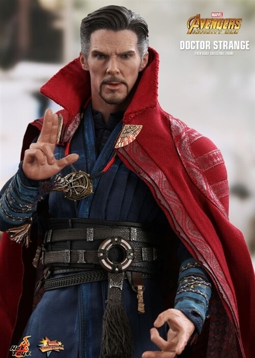 [Hot Toys] 인피니티워 닥터스트레인지 MMS484 - 1/6th scale Doctor Strange Collectible Figure