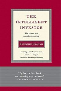 Intelligent Investor: The Classic Text on Value Investing (Hardcover, Deckle Edge)