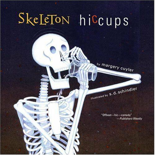 [중고] Skeleton Hiccups (Paperback)