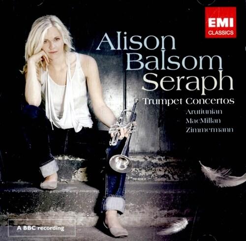 [수입] 세라프: 앨리슨 발솜이 연주하는 트럼펫 작품집