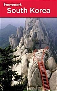 [중고] Frommers South Korea (Paperback, 3rd)