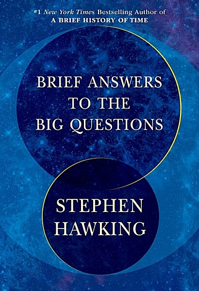 Brief Answers to the Big Questions (Hardcover, 미국판)