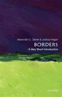 Borders: A Very Short Introduction (Paperback, New)