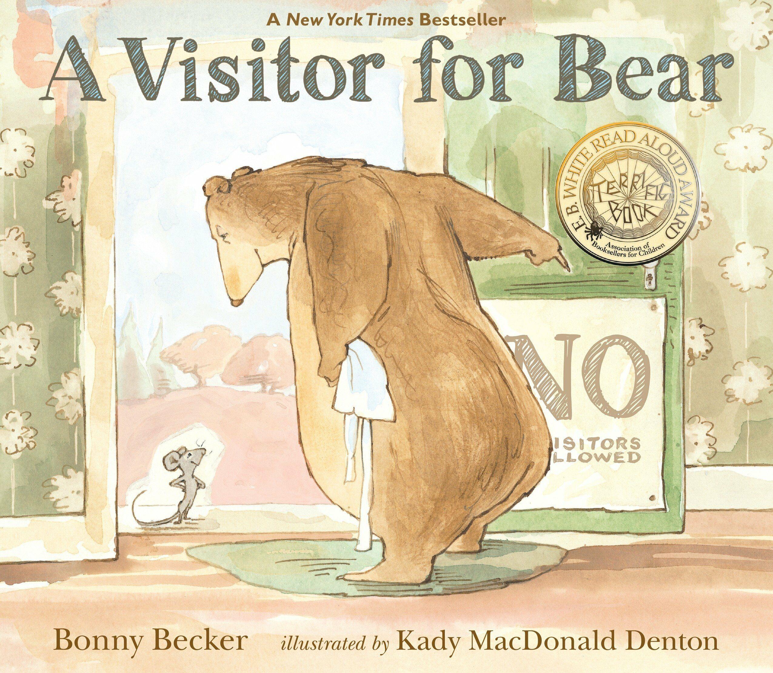 [중고] A Visitor for Bear (Paperback, Reprint)