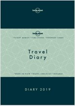 Lonely Planet's Travel Diary 2019 (Diary, 2 Revised edition)