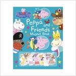 페파피그 자석놀이 Peppa Pig: Peppa and Friends Magnet Book (Hardcover)