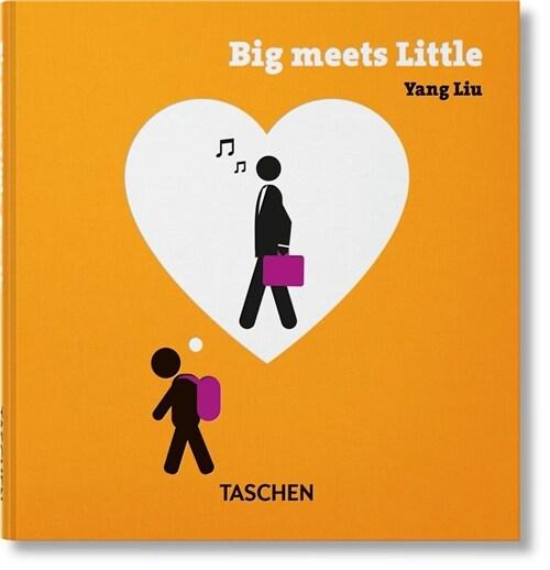 Yang Liu. Big Meets Little (Hardcover)