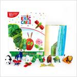My Busy Books : The World of Eric Carle 에릭칼 비지북 (미니피규어 10개 + 놀이판)