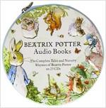 Beatrix Potter 1-23 CD Tin Box (Audio CD)