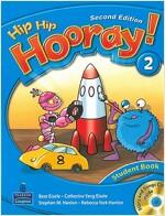 Hip Hip Hooray 2, (student book)(CD1장포함), Second Edition
