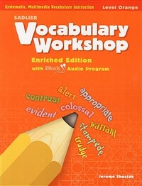 Vocabulary Workshop Levle Orange (Paperback, Enriched Edition)