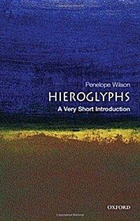 Hieroglyphs: A Very Short Introduction (Paperback)