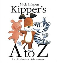 Kippers A to Z: An Alphabet Adventure (Paperback)