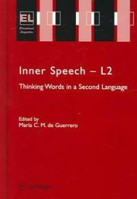 Inner speech--L2 : thinking words in a second language