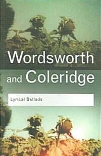 Lyrical Ballads (Paperback)