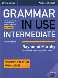 Grammar in Use Intermediate Student's Book with Answers (Paperback, 4th Edition)