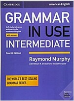 Grammar in Use Intermediate Student's Book with Answers : Self-study Reference and Practice for Students of American English (Paperback, 4 Revised edition)
