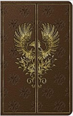 Fantastic Beasts: The Crimes of Grindelwald: The Phoenix Book Hardcover Ruled Journal (Hardcover)