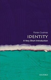 Identity: A Very Short Introduction (Paperback)