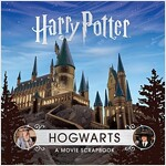 Harry Potter - Hogwarts : A Movie Scrapbook (Hardcover)