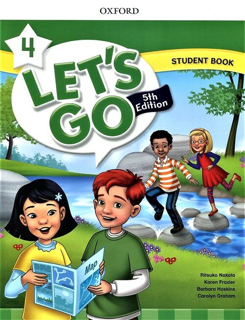 Lets Go 4: Student Book (Paperback, 5th Edition)
