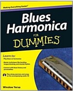 Blues Harmonica for Dummies [With CD (Audio)] (Paperback)