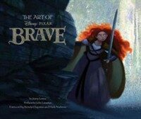 Art of Brave (Hardcover)