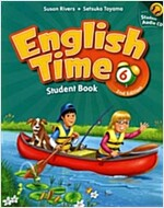 English Time: 6: Student Book and Audio CD (Package, 2 Revised edition)