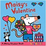 Maisy's Valentine Sticker Book (Paperback)