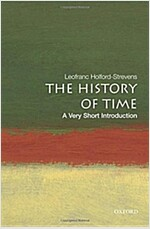 The History of Time: A Very Short Introduction (Paperback)