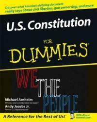 U.S. Constitution for dummies