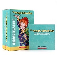 The Magic School Bus Discovery Set 1 (Paperback 10권 + CD 2장)