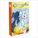 Scholastic Readers Level 1: Noodles Box Set (Paperback 10권 + Audio CD 1장)