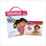 Dora the Explorer : Phonics Reading Program Pack 1 (Paperback 12권 + CD 1장)