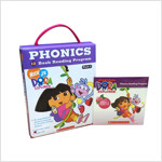 Dora the Explorer : Phonics Reading Program Pack 2 (Paperback 12권 + CD 1장)