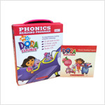 Dora the Explorer : Phonics Reading Program Pack 3 (Paperback 12권 + CD 1장)