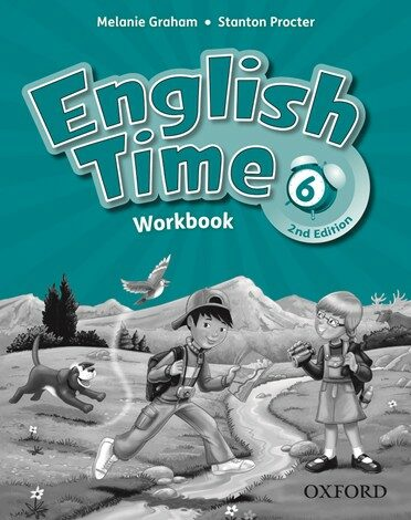 English Time 6 : Workbook (Paperback, 2nd Edition)
